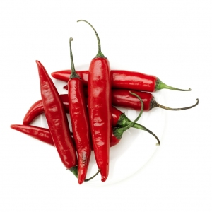 Capsaicin and hair loss