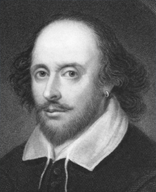 Shakespeare hair loss